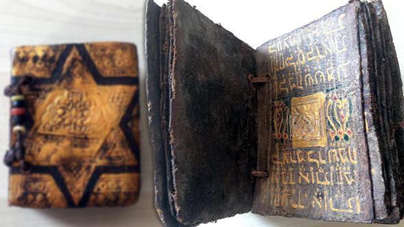 Tekirdağ'da bin 500 yıllık Tevrat tesfiri ele geçirildi - Sayfa 1