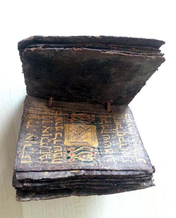 Tekirdağ'da bin 500 yıllık Tevrat tesfiri ele geçirildi - Sayfa 2