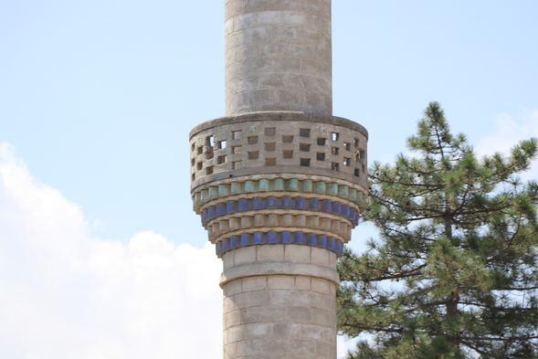 Aksaray'ın camisiz minaresi şaşırtıyor - Sayfa 1