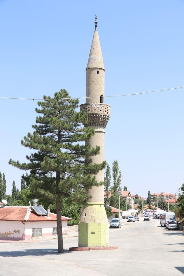 Aksaray'ın camisiz minaresi şaşırtıyor - Sayfa 3
