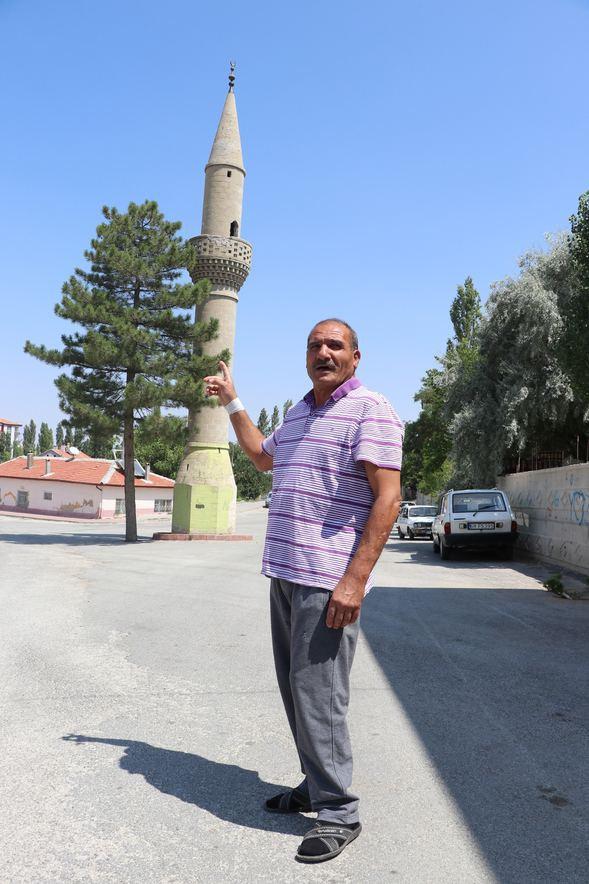 Aksaray'ın camisiz minaresi şaşırtıyor - Sayfa 4