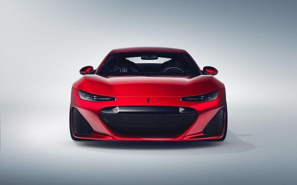 1200 beygirlik dört motorlu elektrikli: Drako GTE - Sayfa 4