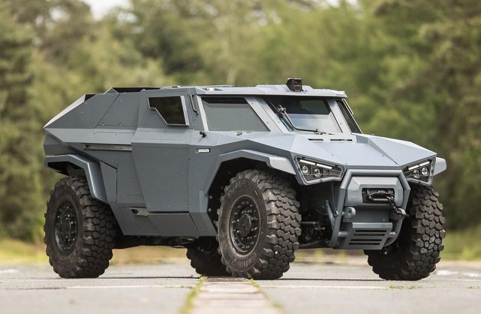 Volvo, yeni askeri aracını tanıttı - Sayfa 2