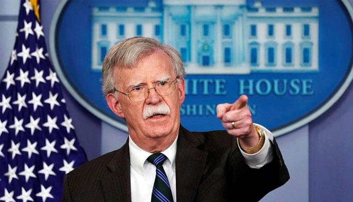 ABD Başkanı Trump, John Bolton'u görevden aldı