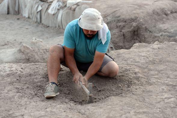 Kilis'te 4 bin yıllık saray kalıntısı bulundu - Sayfa 2