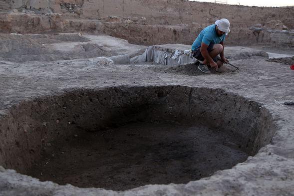 Kilis'te 4 bin yıllık saray kalıntısı bulundu - Sayfa 4