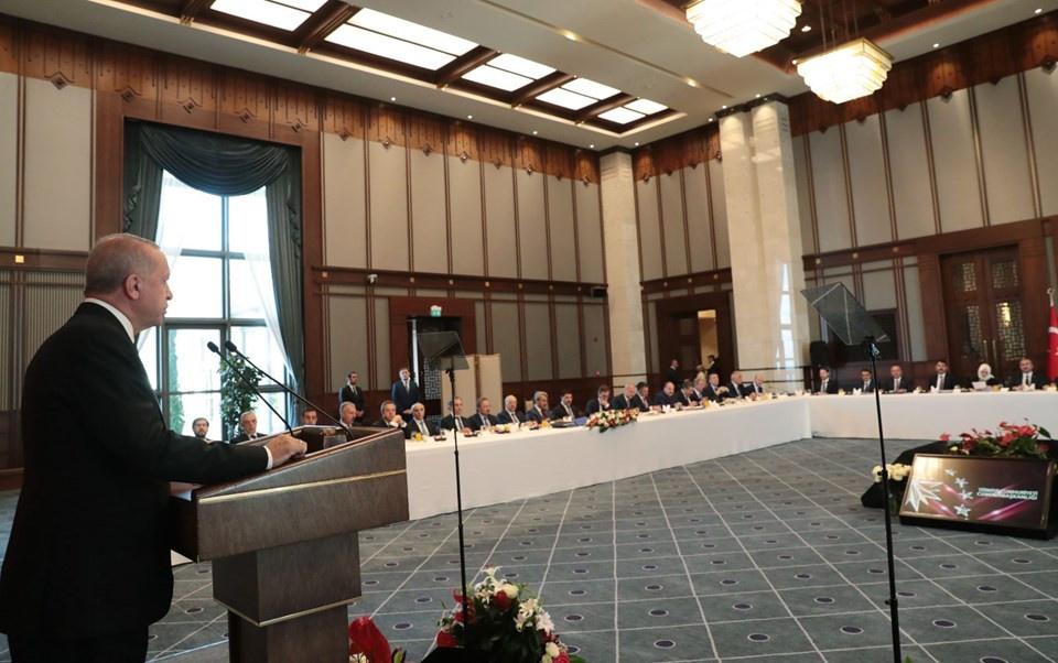 Beştepe'de büyükşehir başkanları toplantısı yapıldı - Sayfa 2