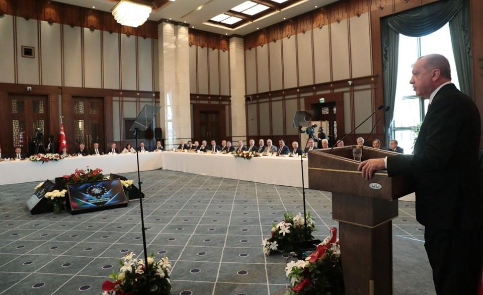 Beştepe'de büyükşehir başkanları toplantısı yapıldı - Sayfa 3