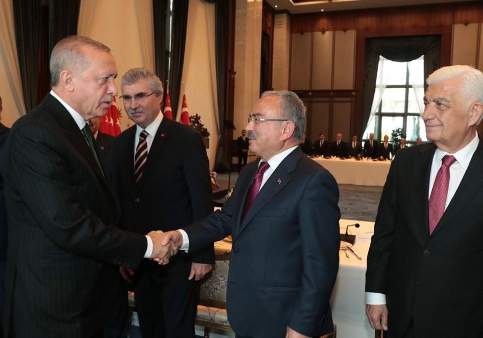 Beştepe'de büyükşehir başkanları toplantısı yapıldı - Sayfa 4