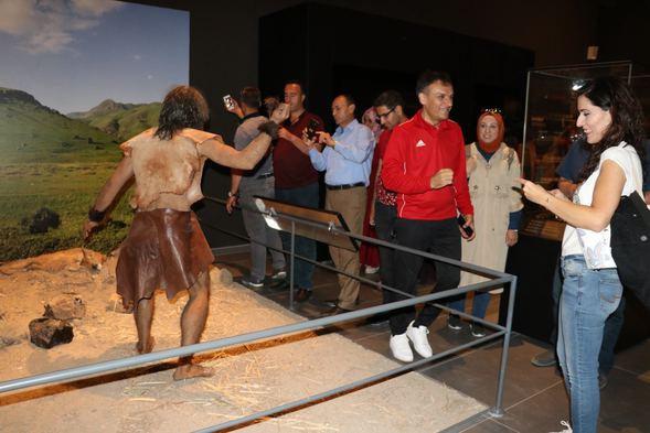 """""""Urartu Müzesi""""nde hedef 1,5 milyon ziyaretçi - Sayfa 2"""