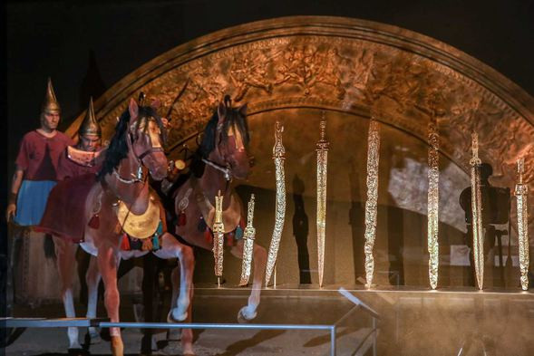 """""""Urartu Müzesi""""nde hedef 1,5 milyon ziyaretçi - Sayfa 3"""