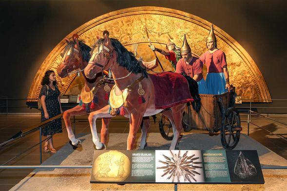 """""""Urartu Müzesi""""nde hedef 1,5 milyon ziyaretçi - Sayfa 4"""