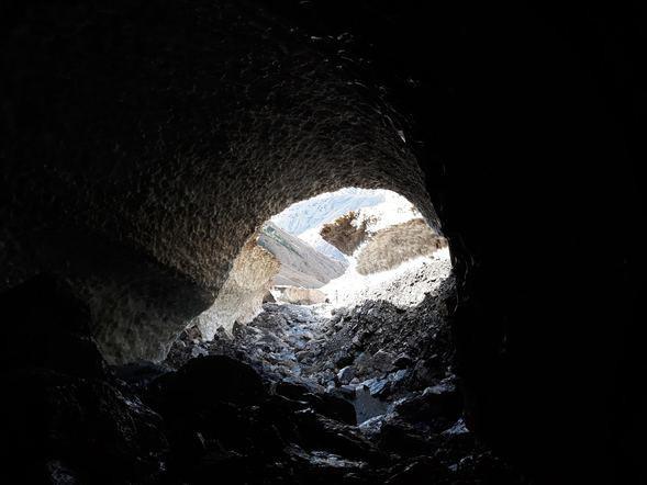 Sason'da görenleri hayrete düşüren kar tüneli - Sayfa 4