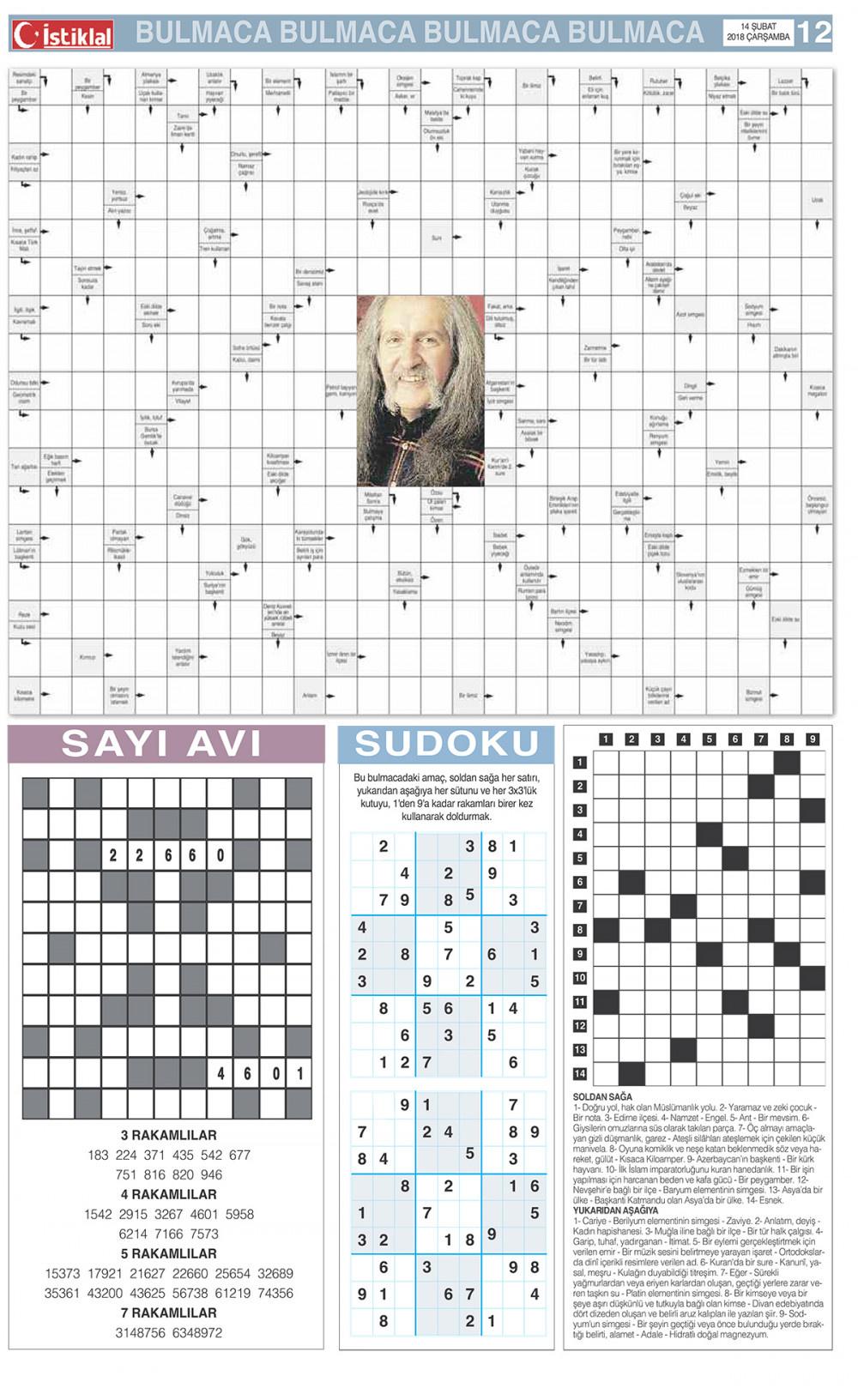 İstiklal Gazetesi 12'nci Sayfa